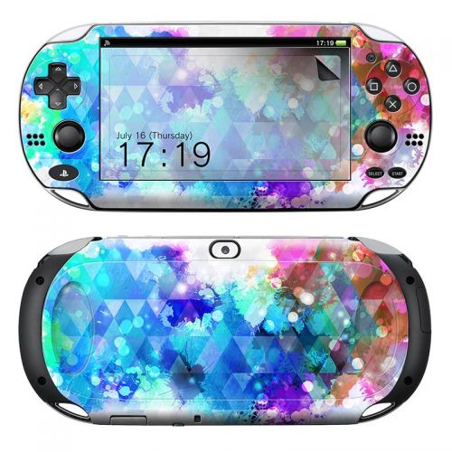 Crazy Canvas -  PlayStation Vita 1000 Skin
