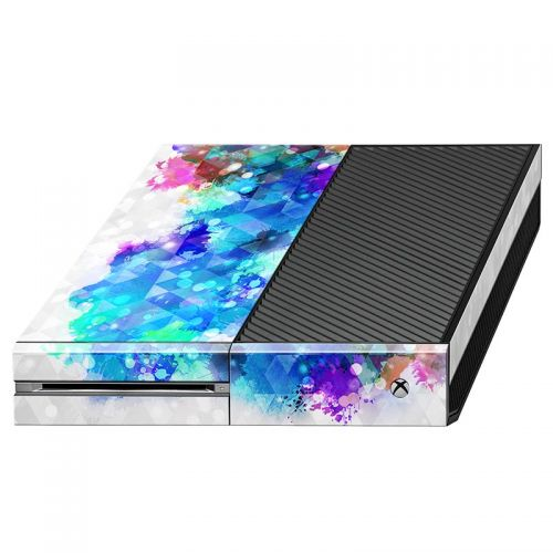 Crazy Canvas - Xbox One Console Skin