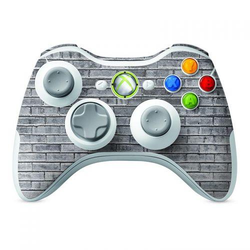 Gray Brick Wall -  Xbox 360 Controller Skin