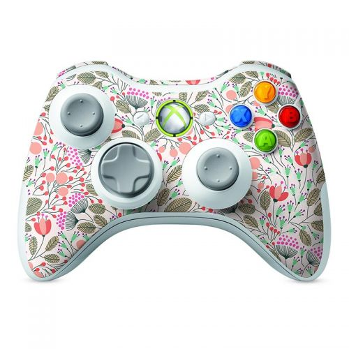 Floral Pattern -  Xbox 360 Controller Skin