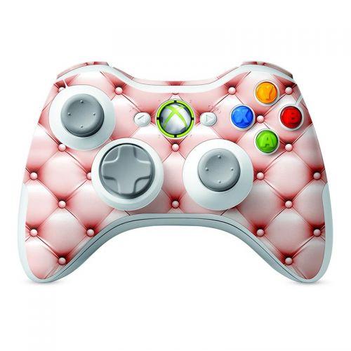 My Pink Sofa -  Xbox 360 Controller Skin