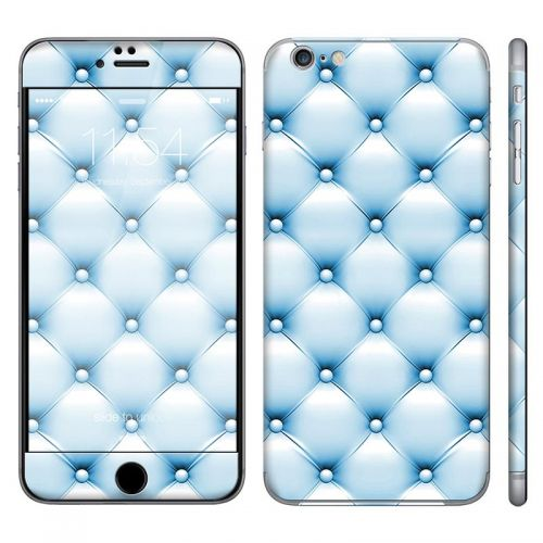 My Blue Sofa - iPhone 6 Plus Phone Skin