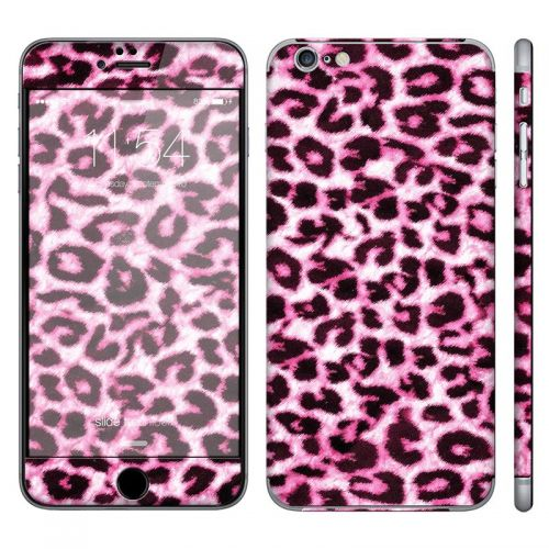 Pink Leopard - iPhone 6 Plus Phone Skin
