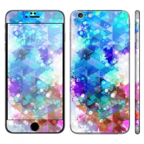 Crazy Canvas - iPhone 6 Plus Phone Skin