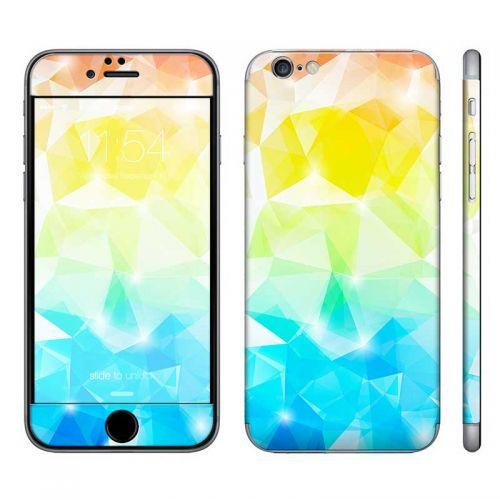 Polygonal Abstract - iPhone 6 Phone Skin