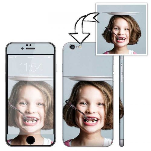 iPhone 6 自定圖案手機貼