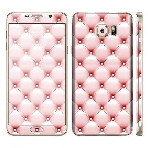 My Pink Sofa - Galaxy Note 5 Phone Skin