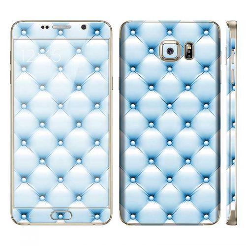 My Blue Sofa - Galaxy Note 5 Phone Skin
