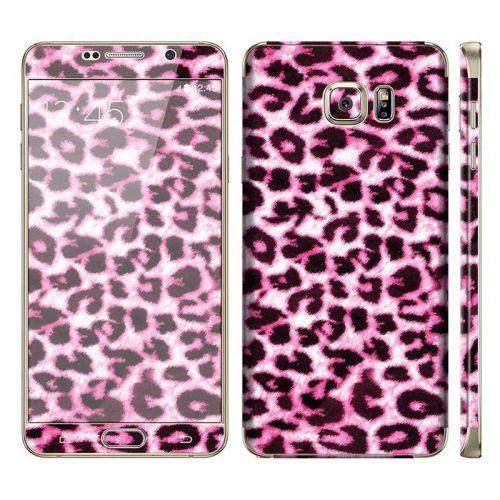 Pink Leopard - Galaxy Note 5 Phone Skin