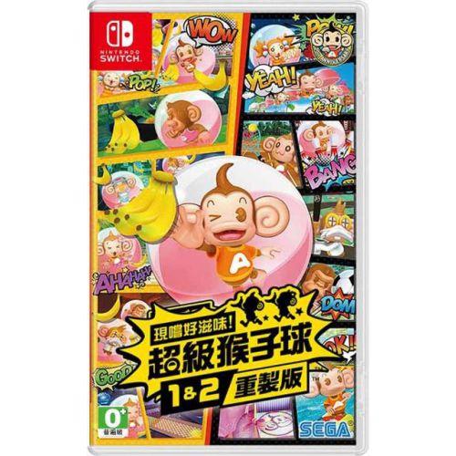 【Switch】Super Monkey Ball: Banana Mania