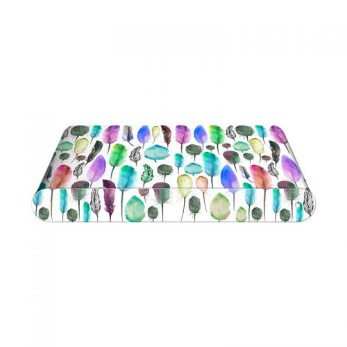 Colourful Feathers - PSVita TV Skin