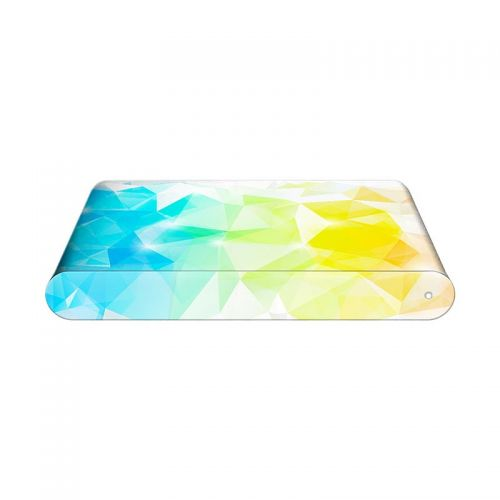 Polygonal Abstract - PSVita TV Skin
