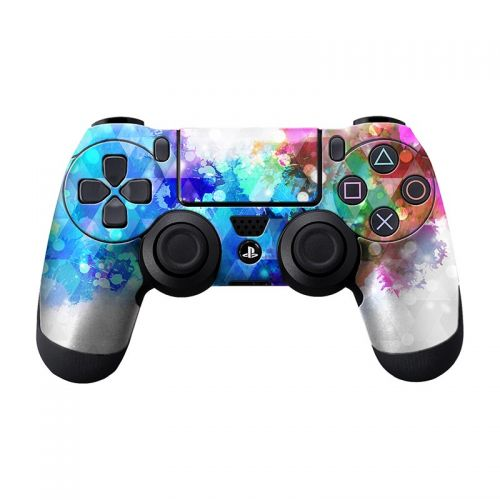 Crazy Canvas - PS4 Controller Skin