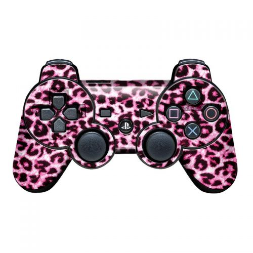 Pink Leopard - PS3 Controller Skin