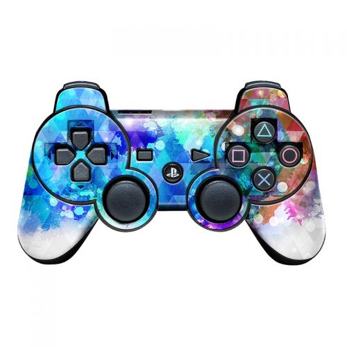 Crazy Canvas - PS3 Controller Skin