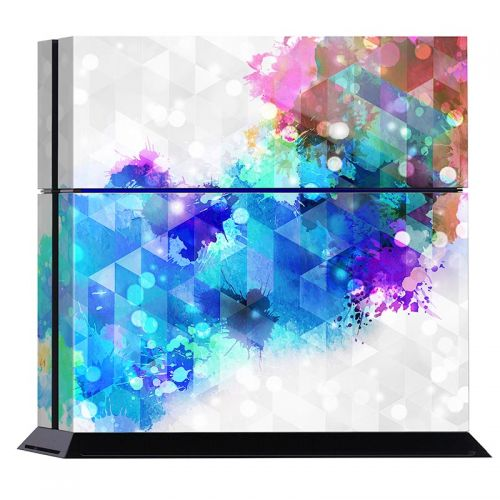 Crazy Canvas - PS4 Console Skin