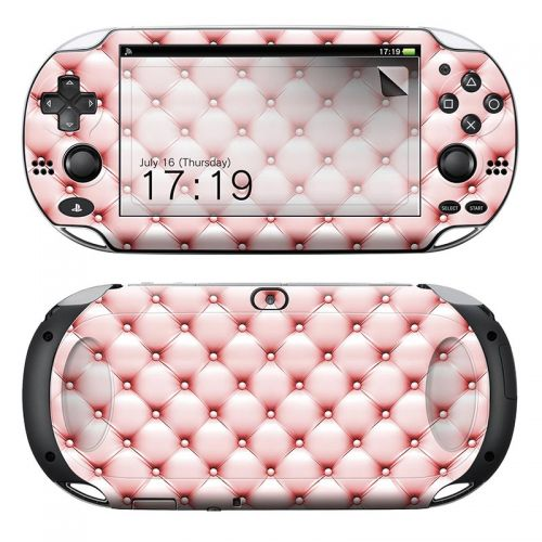 My Pink Sofa -  PlayStation Vita 1000 Skin