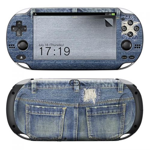 Jeans -  PlayStation Vita 1000 Skin