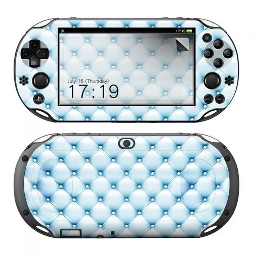 My Blue Sofa -  PlayStation Vita 2000 Skin
