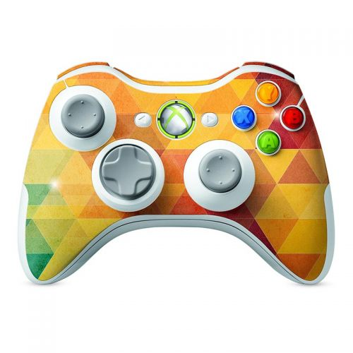 Abstract Tri-Pattern -  Xbox 360 Controller Skin