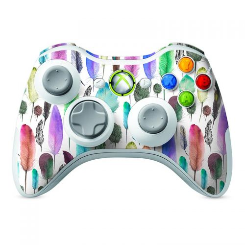 Colourful Feathers -  Xbox 360 Controller Skin