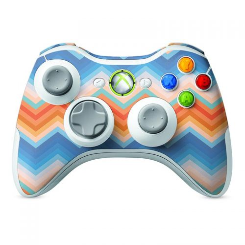Trendy Chevron Zigzag -  Xbox 360 Controller Skin