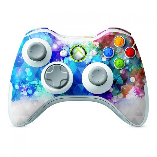 Crazy Canvas -  Xbox 360 Controller Skin