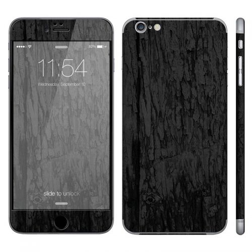 Dark Wood - iPhone 6 Plus Phone Skin