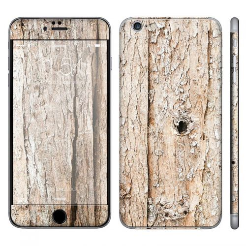 Wood - iPhone 6 Plus Phone Skin