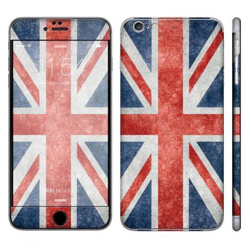 Distressed Great Britian Flag - iPhone 6 Plus Phone Skin