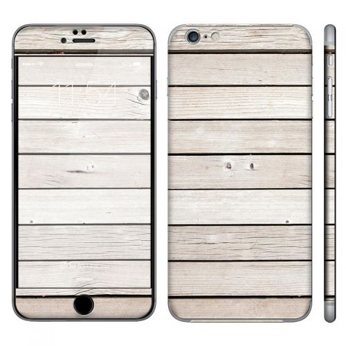 Wood Panel - iPhone 6 Plus Phone Skin