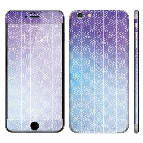 Cold Abstract - iPhone 6 Plus Phone Skin