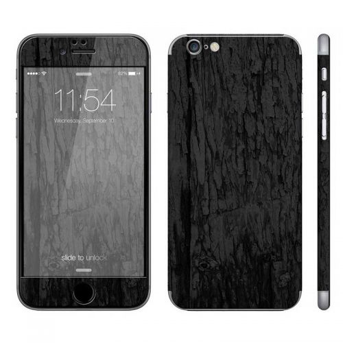 Dark Wood - iPhone 6 Phone Skin