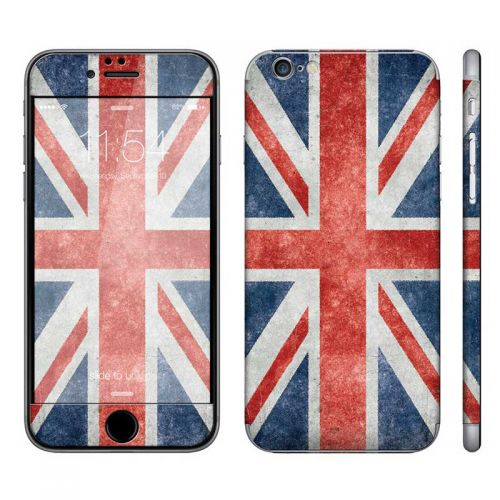Distressed Great Britian Flag - iPhone 6 Phone Skin