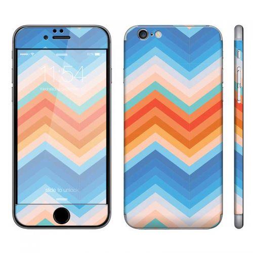 Trendy Chevron Zigzag - iPhone 6 Phone Skin