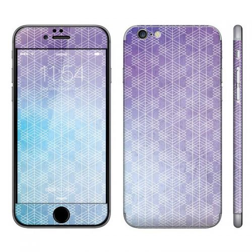 Cold Abstract - iPhone 6 Phone Skin