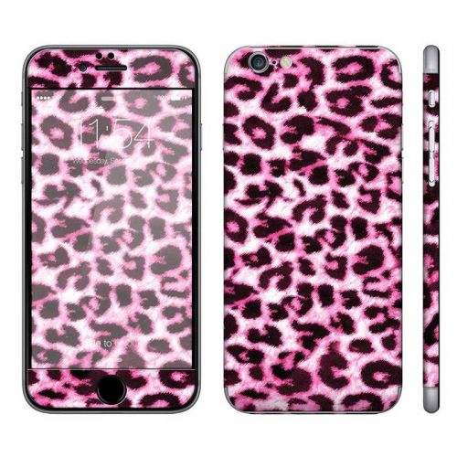 Pink Leopard - iPhone 6 Phone Skin