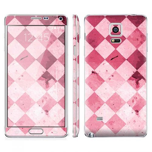 Pink Floor - Galaxy Note 4 Phone Skin