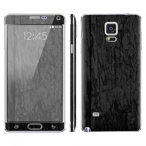 Dark Wood - Galaxy Note 4 Phone Skin