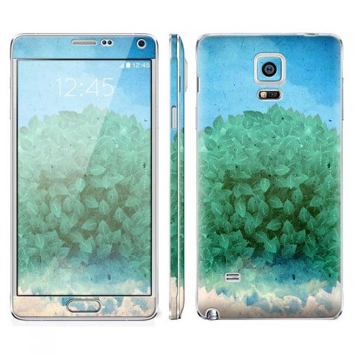 Leaf Ball - Galaxy Note 4 Phone Skin
