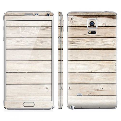 Wood Panel - Galaxy Note 4 Phone Skin