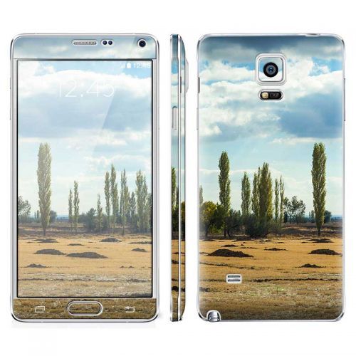 Countryside, Turkey - Galaxy Note 4 Phone Skin