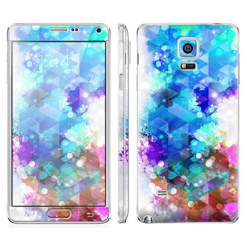 Crazy Canvas - Galaxy Note 4 Phone Skin