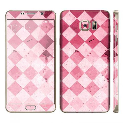 Pink Floor - Galaxy Note 5 Phone Skin