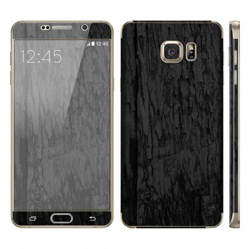Dark Wood - Galaxy Note 5 Phone Skin