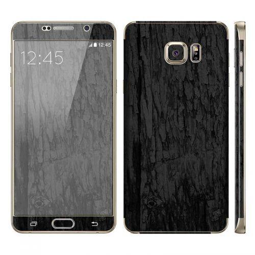 Dark Wood - Galaxy Note 5 Phone Skin