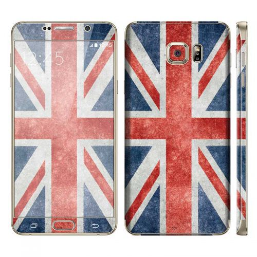 Distressed Great Britian Flag - Galaxy Note 5 Phone Skin