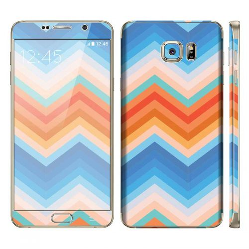 Trendy Chevron Zigzag - Galaxy Note 5 Phone Skin