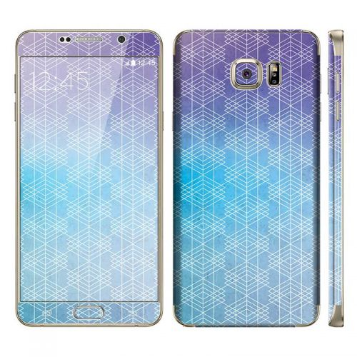 Cold Abstract - Galaxy Note 5 Phone Skin
