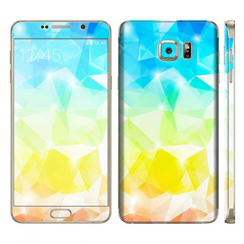 Polygonal Abstract - Galaxy Note 5 Phone Skin